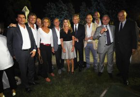 evento  alla virtus tennis